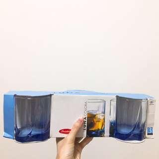玻璃杯3入組