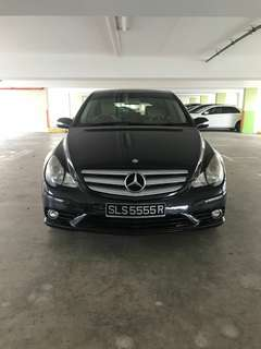 Mercedes R280L, 7 Seaters SG