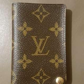 LV 卡 holder
