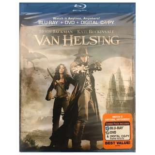 BRAND NEW DVD - VAN HELSING (ORIGINAL USA IMPORT CODE 1)