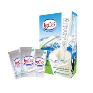 IgCO Natural Colostrum