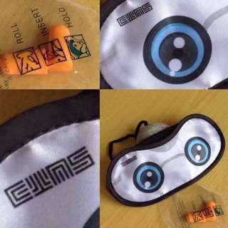 BN - Eye Mask and Ear Plug