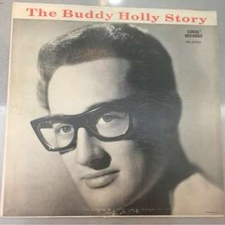 Buddy Holly and The Crickets ‎– The Buddy Holly Story, Vinyl LP, Coral ‎– CRL 57279, 1959, USA