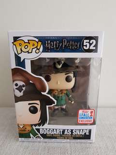 Harry Potter: Snape Boggart Pop vinyl