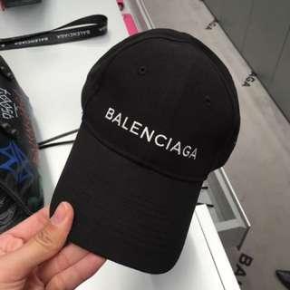 Balenciaga cap 帽 男裝