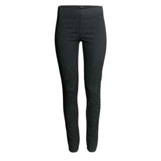 H&M Black Jegging Pants