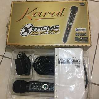 KARAT MAGIC SING ET25KN