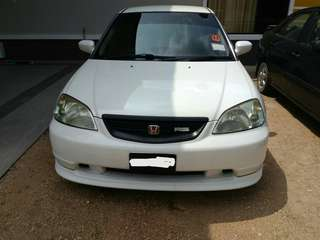 Honda Civic ES II