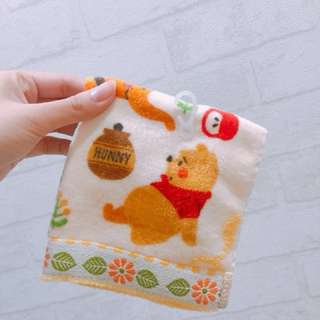 Disney 小熊維尼 方巾