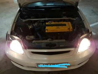 Honda civic ek4 1.6 manual twincam sunroof