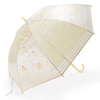 Japan Sanrio Pompompurin Vinyl Umbrella