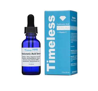 TIMELESS - HYALURONIC ACID VITAMIN C SERUM