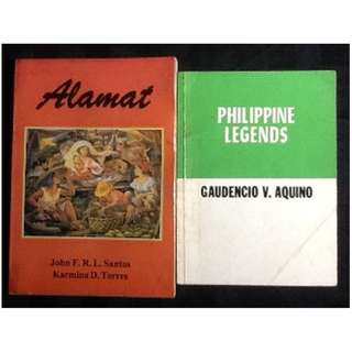 ALAMAT JohnSantos&Karmina Torres * PHILIPPINE LEGENDS GaudencioAquino