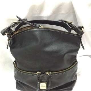 Authentic Dooney Bourke hobo bag