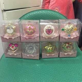 日本帶回美少女戰士月光寶盒