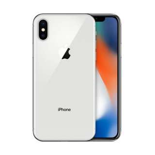 Iphone X [64GB] Silver Kredit Mudah