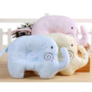 Baby Infant Elephant Shape Pillow
