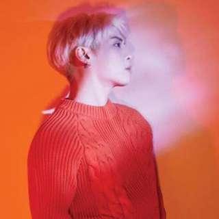 SHINee Jonghyun's Poet / Artist Official Poster