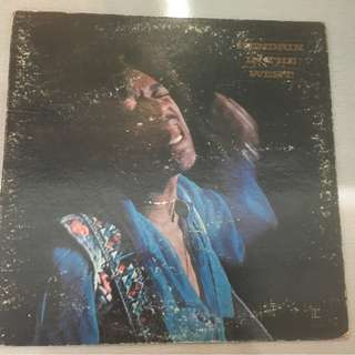 Jimi Hendrix ‎– Hendrix In The West, Vinyl LP, Reprise Records ‎– MS 2049, 1972, USA