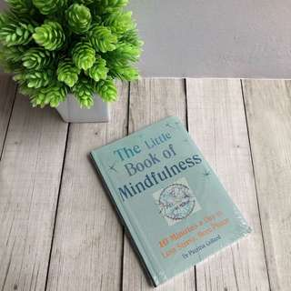 The Little Book of Mindfulness - Patricia Collard
