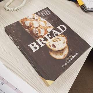 Bread Making Book (hardcover)
