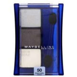 MAYBELLINE NEW YORK Expert Wear Eye Shadow - Impeccable Greys #50