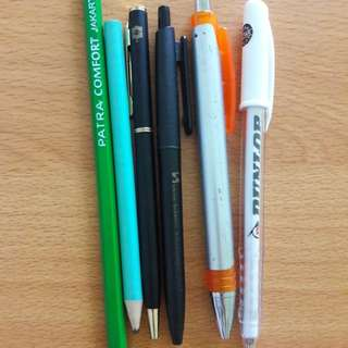 New dan Preloved Pen Take All