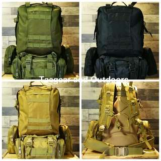 7 days backpack