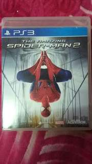 The Amazing Spider Man 2 PS3