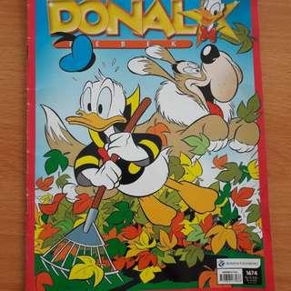 Preloved Buku Donald Besar
