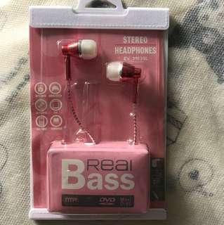 Stereo earpiece