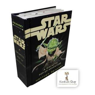 Starwars pop up book: A Galactic Pop-Up Adventure