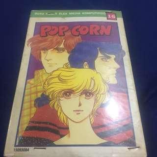popcorn comic