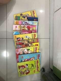 monika cartoon comic