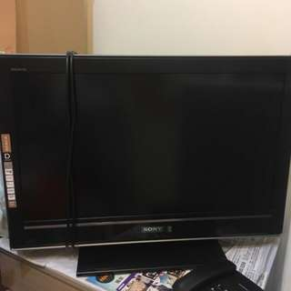 Sony TV model no.KLV32D300A