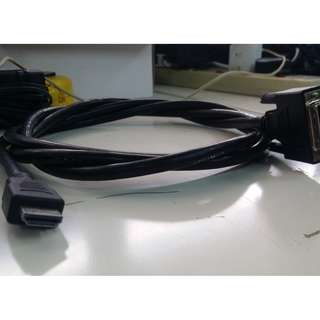 HDMi to DVi cable (10 available)