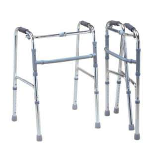 Walking Frame tongkat walkingframe tongkat lipat walker alat bantu Jalan reciprocal