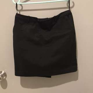 Black Skirt by Padini