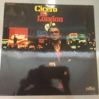 Eugen Cicero – Cicero In London, Vinyl LP, Intercord – 28592-4 U, 1974, Germany