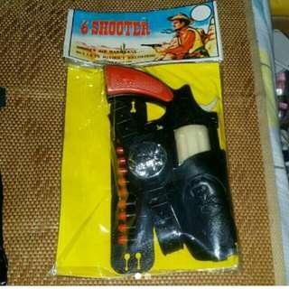 70年代港制牛仔槍。只限郵寄。包郵