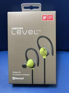Samsung Level Active 藍牙耳機