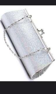 Woman Clutch Glitter Evening Bag
