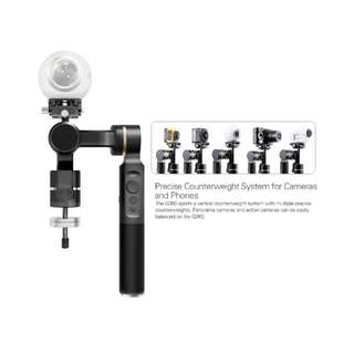 Feiyu G360 360 Panorama Camera, Smartphone and GoPro Stabilizer Handheld Electronic Gimbal