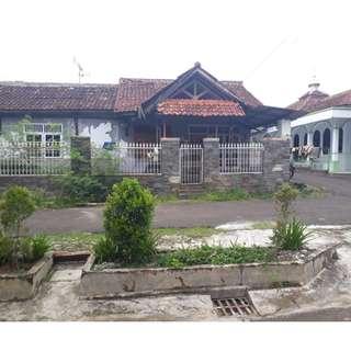 Jual Cepat Rumah Keluarga di Subang Kota, musti renov!