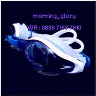Ori Kacamata Renang SPEEDO/ UV Shield No Fog Swimming Goggles Mariner Supreme