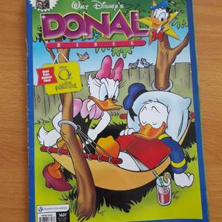 Preloved Buku Donald Buku Besar