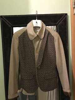 Initial jacket