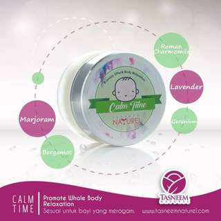 Tasneem Naturel Calm Time Balm