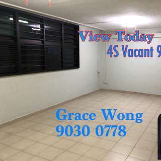4S HDB Blk 266 Bt Bk East Ave 4