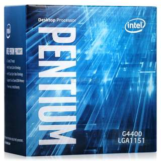 Pentium G4400 CPU LGA 1151 (IT FAIR SALE)